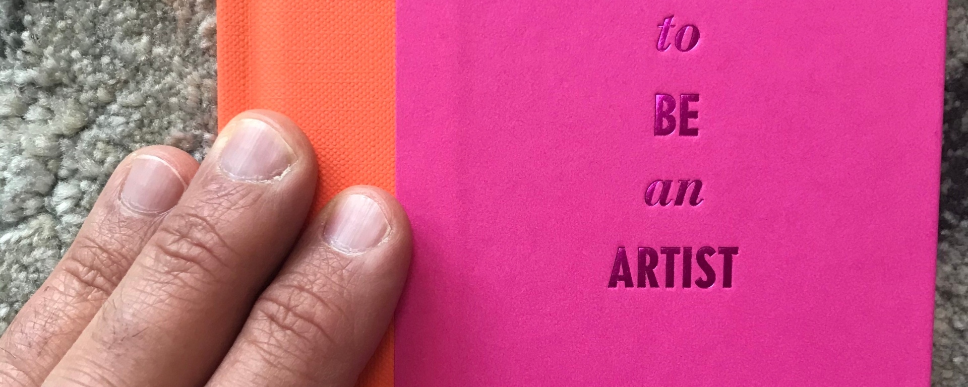 Review: How to be an artist by Jerry Saltz